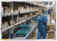 Мониторинг условий хранения лекарственных препаратов на складах