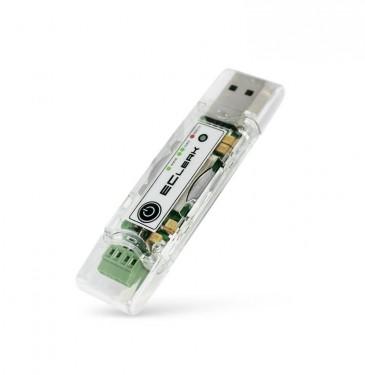 Автономные регистраторы EClerk-USB в пластиковом мини-корпусе