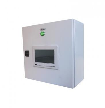 Шкаф автоматики системы мониторинга микроклимата Си-Мона-Simple