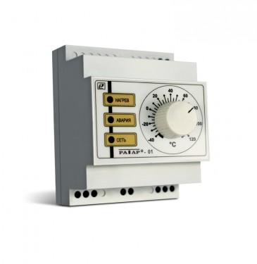 Терморегулятор Ратар-01 для электрического котла, термокамеры, водонагревателя