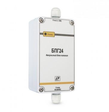 Блоки питания одноканальные импульсные герметичные БПГ 24