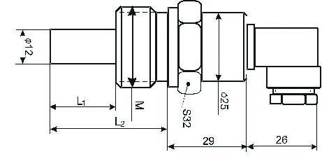 Тепловое реле РТ-3 для защиты от перегрева электродвигателей, насосов и т.д.